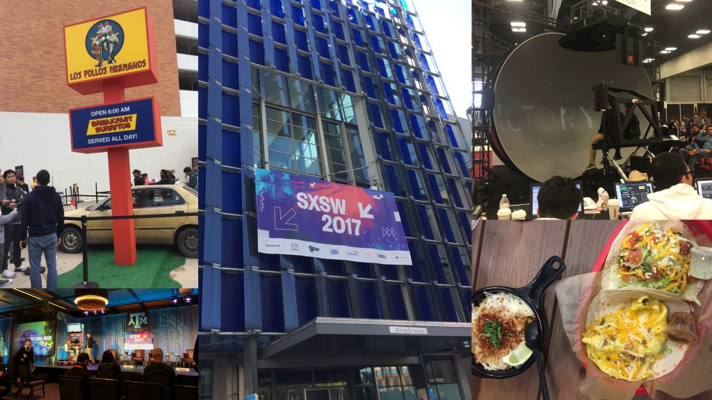 Rodgers Townsend Account Director recaps the highlights from SXSW 2017